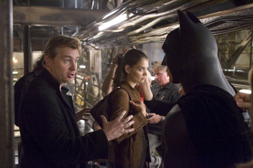 Bat Man Begins Chris Nolan