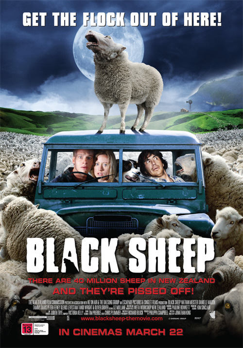 Black Sheep Kinoposter