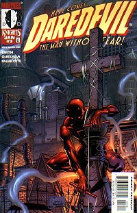 Daredevil Vol. 2, # 3, (c) Marvel