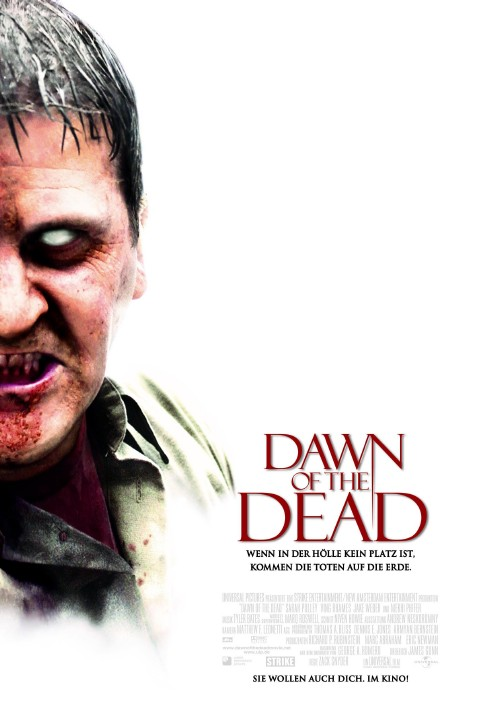 Kinoposter zu Dawn of the Dead 2004