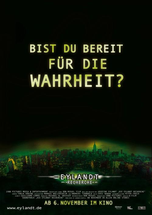 Poster Eylandt-Recherche