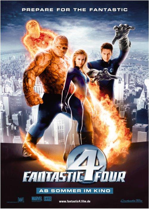Fantastischen Vier Film
