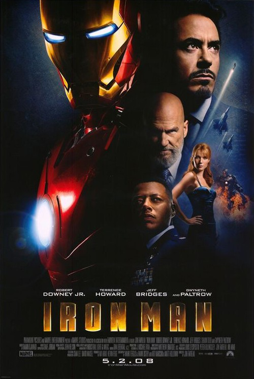 Iron Man Kinoposter
