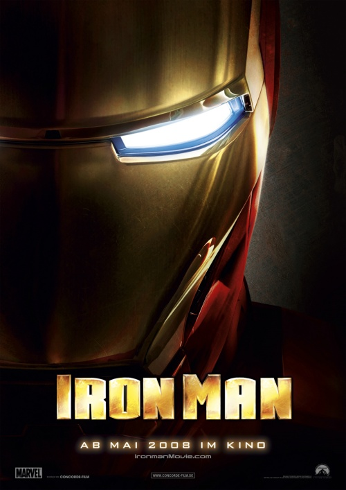 Iron Man Teaserposter