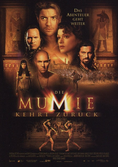 Kinoposter zu The Mummy Returns
