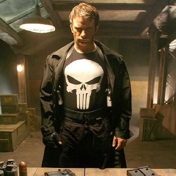 Thomas Jane als Punisher, (c) Artisan
