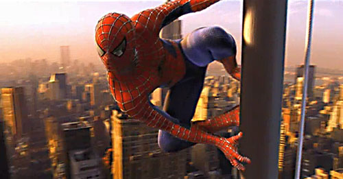 Spiderman Kino