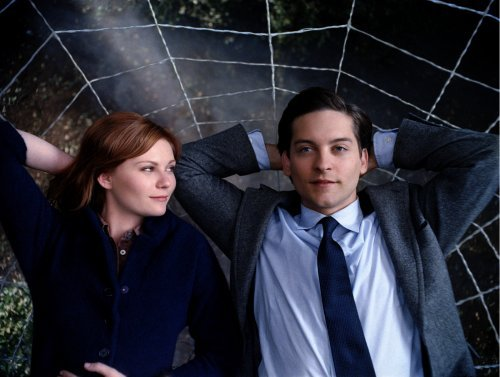 Spider-Man 3 Mary Jane und Peter