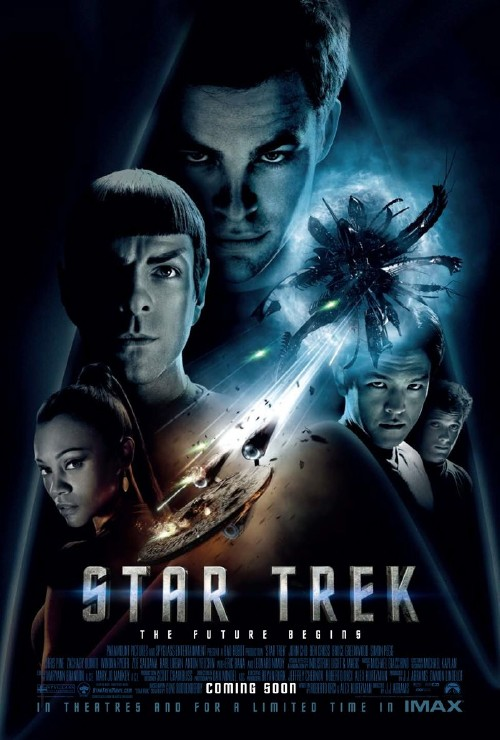 Star Trek XI The Future begins Poster
