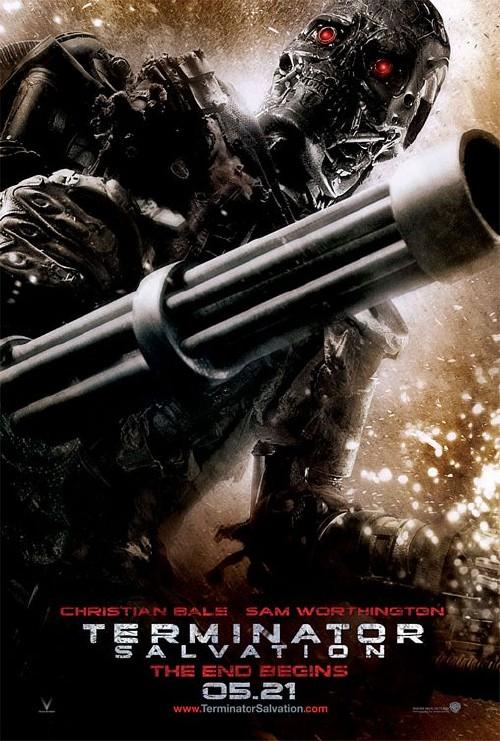Terminator Salvation Kinoposter