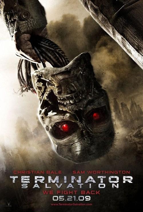 Terminator 4 Movie Poster