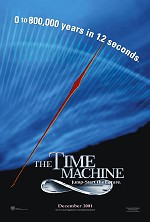 The Time Machine Kinoposter