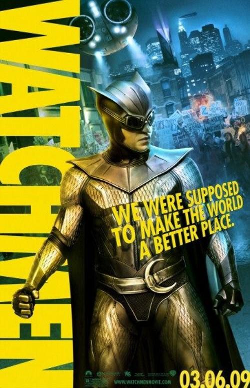 Watchmen Kinoposter