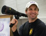 Zack Snyder am Set