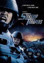 Kinoposter Starship Troopers