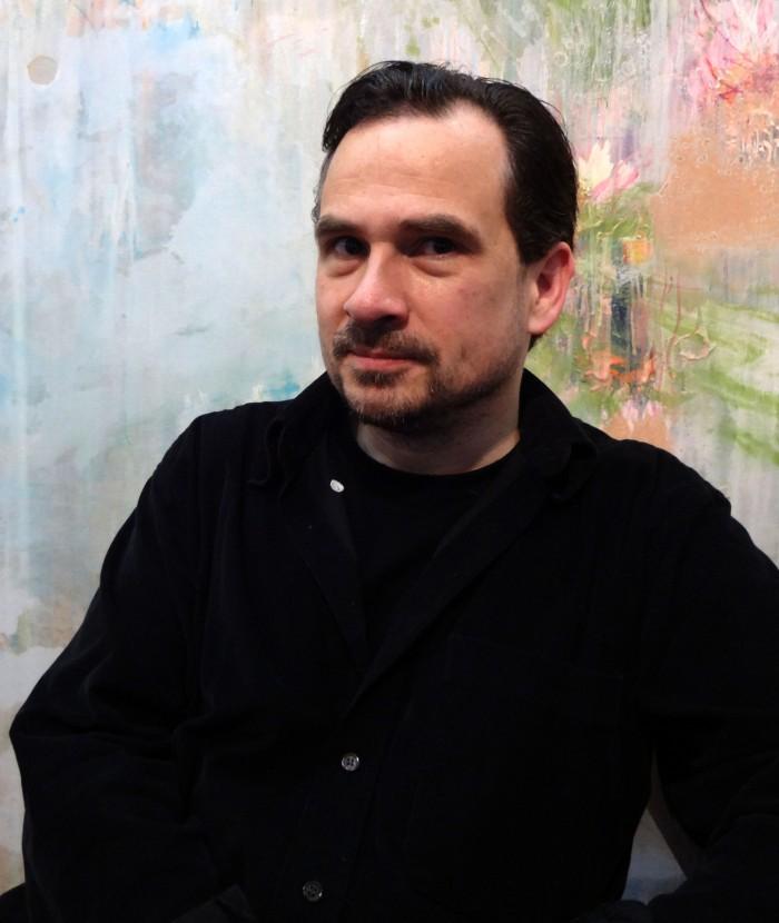 Michael Marrak (Oktober 2013), Foto: Florian Breitsameter