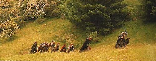 Herr der Ringe Lord of the Rings - Auf der Reise, (c) New Line Cinema