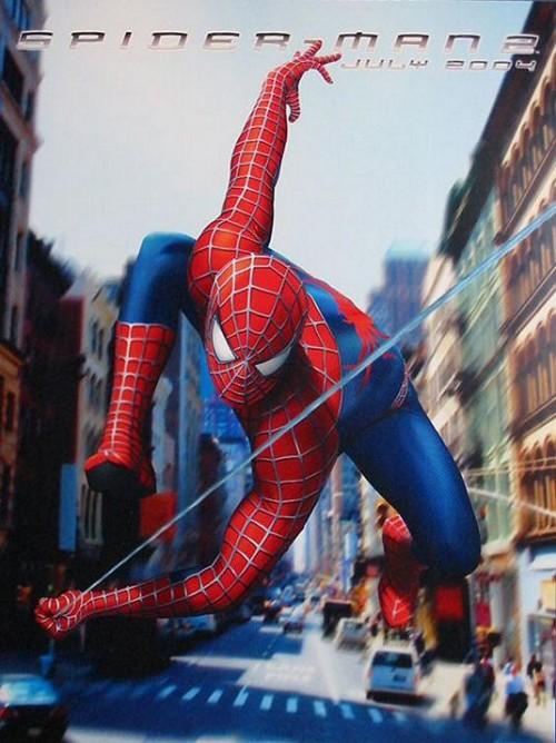 Spider-Man 2 Kinoposter