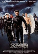 Kinoposter X-Men The Last Stand