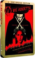 V for Vendetta - DVD-Cover