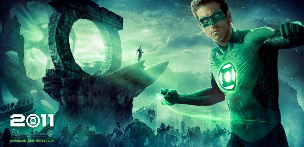 Green Lantern Kinoposter