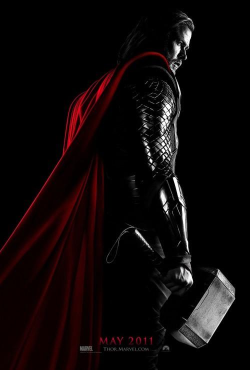 Kinoposter zu Thor (2011)