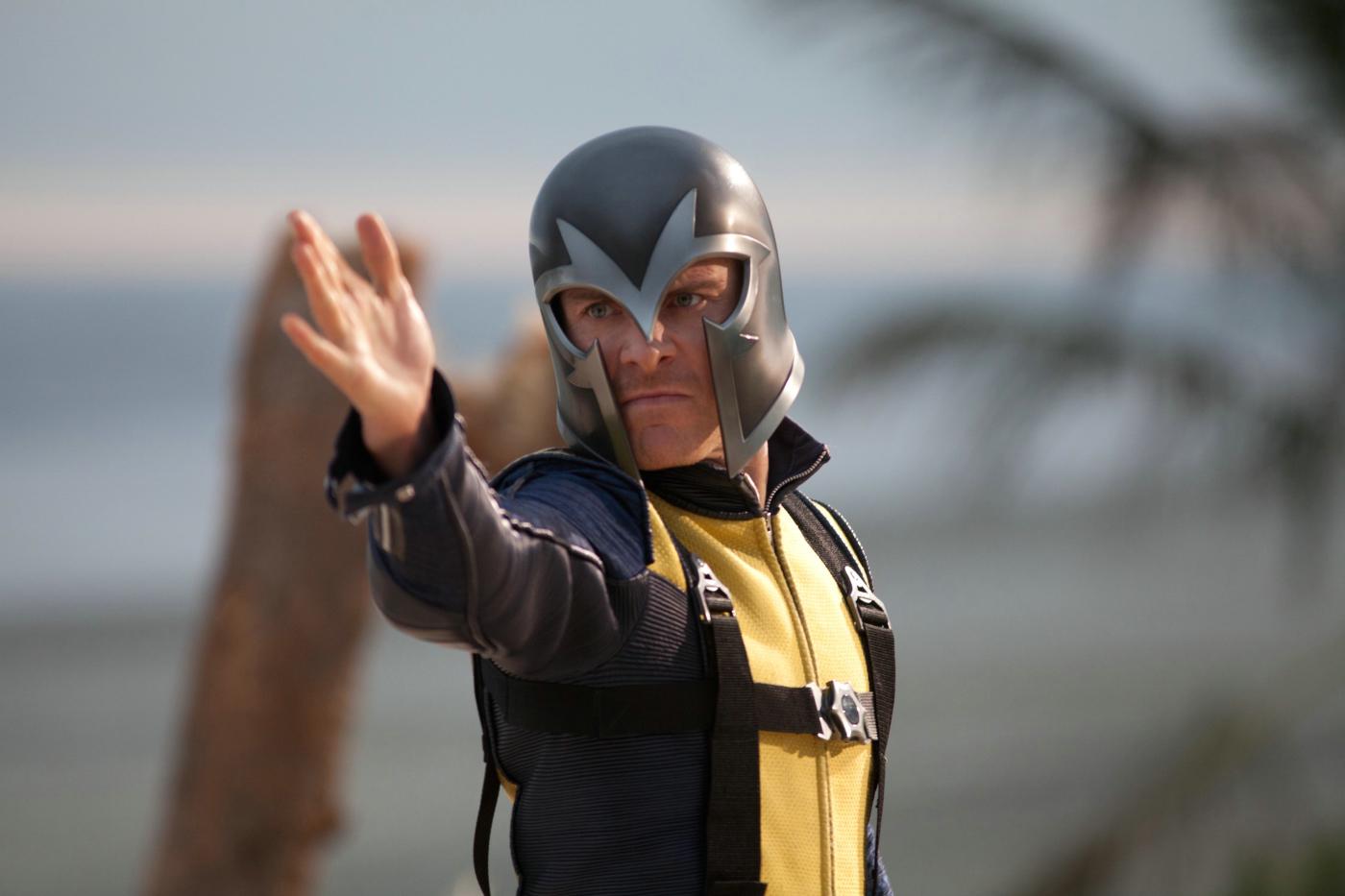 Erik Lehnsherr / Magneto (Michael Fassbender)