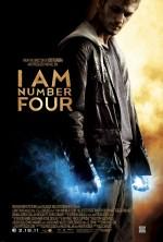 Ich bin Nummer Vier Poster