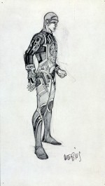 Tron: Entwurf von Moebius