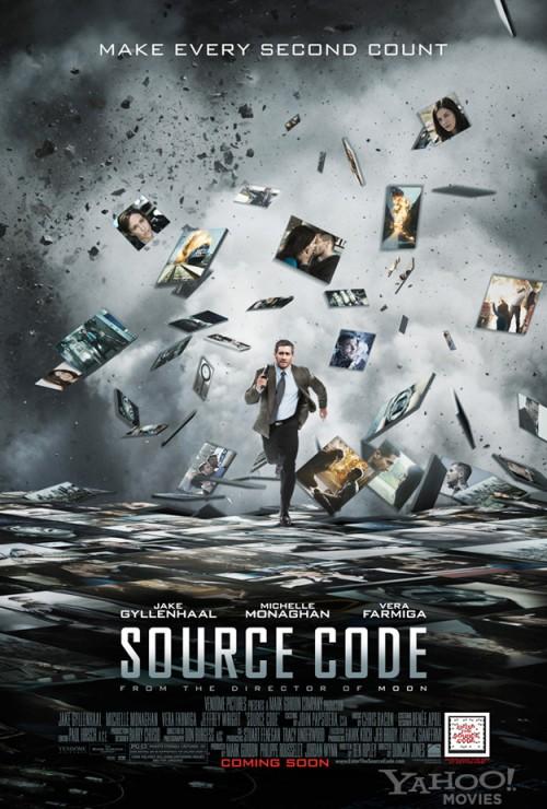 Kinoposter zu Source Code (2011)