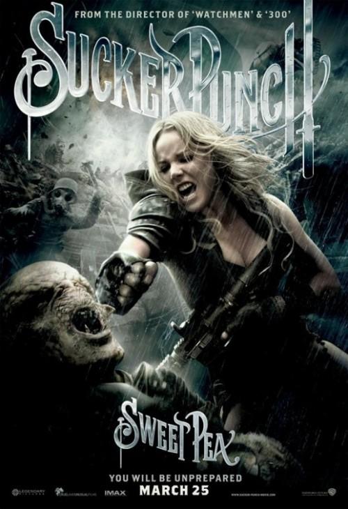 Sucker Punch Kinoposter