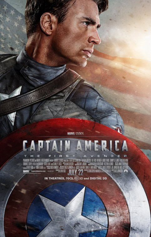 Captain America Kinoposter