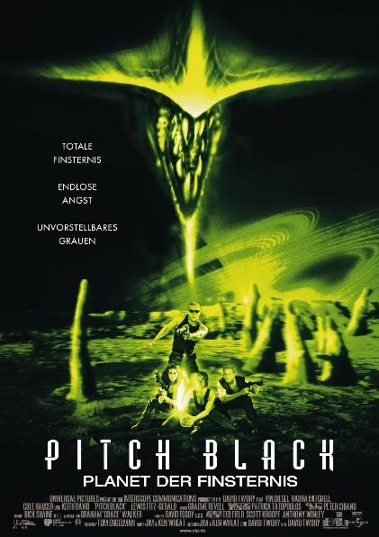 Poster zu Pitch Black