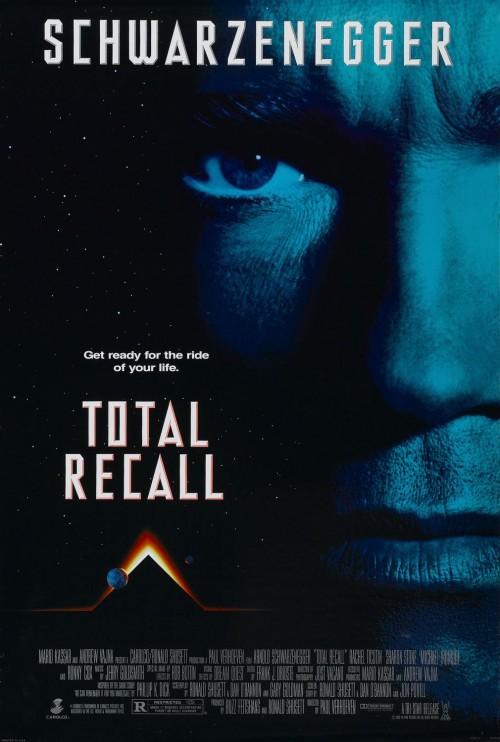 Poster zu Total Recall