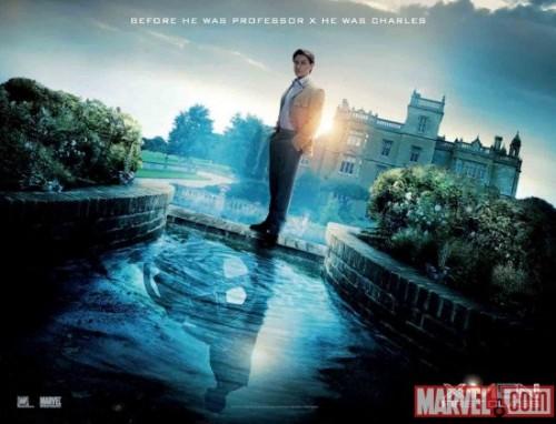 Poster X-Men First Class Erste Entscheidung