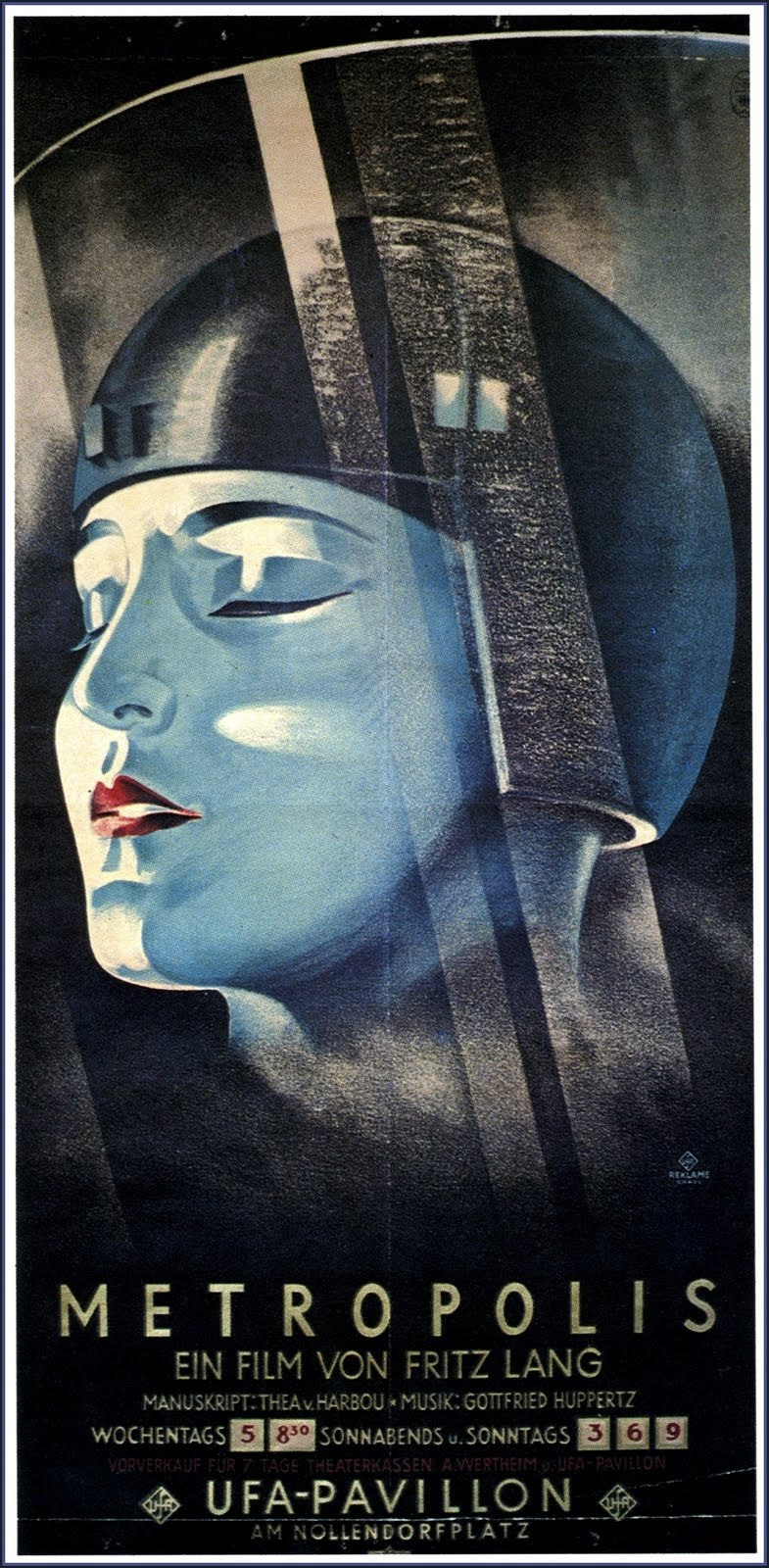 an analysis of the science fiction movie metropolis The sexiest robot in the history of motion pictures: an analysis of 'metropolis' metropolis is a 1929 fantasy/science fiction film that describes a future society where social status is organized .