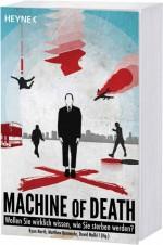 Ryan North / Matthew Bennardo / David Malki (Hg.): Machine of Death