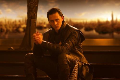 Loki in Asgard