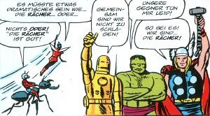 Die Gründung der Rächer, (c) Marvel