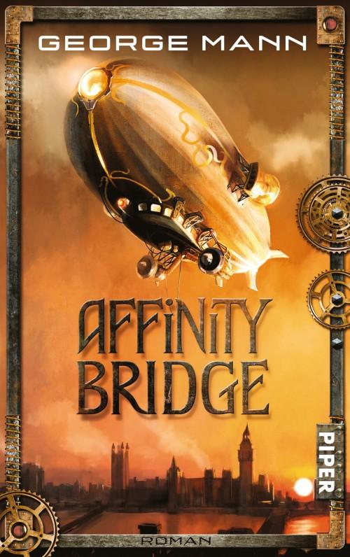 The Affinity Bridge von George Mann im Herbst bei Piper