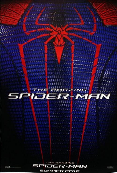 Kinoposter zu The Amazing Spider-Man