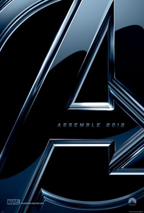 Avengers - die Rächer Kinoposter