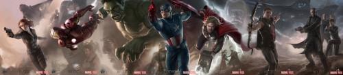 Avengers Kinoposter 2012