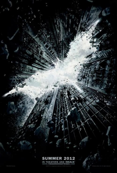 Batman - The Dark Knight Rises 2012