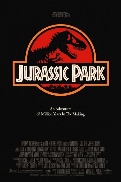 Jurassic Park (1993) Kinoposter
