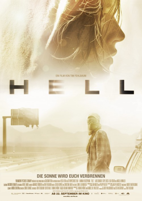 Hell Kinoposter