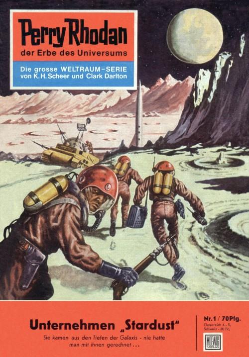 PERRY RHODAN: Unternehmen Stardust
