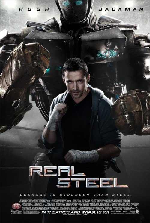Kinoposter zu Real Steel