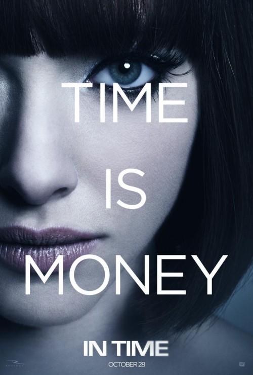 Kinoposter zu In Time