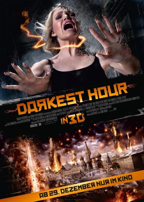 Kinoposter zu The Darkest Hour 2011